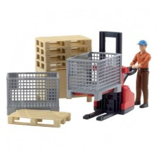 BRUDER set logistika 62200