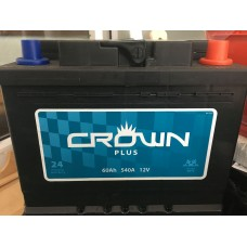 AKUMULATOR 12V-45Ah D+ Crown
